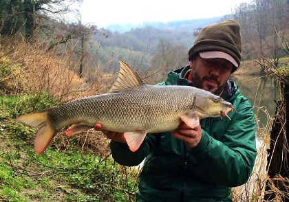 Wye barbel in great condition