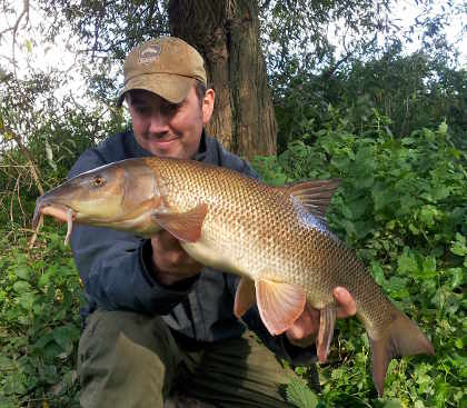 Autumn barbel